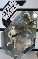 Star Wars 30th Anniversary Collection: Concept Snowtrooper - Action Figure